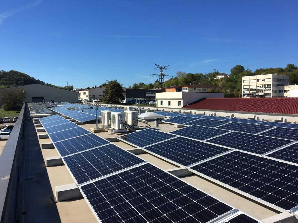 Energie Verte Maison - Chalezeule -  Frankreich