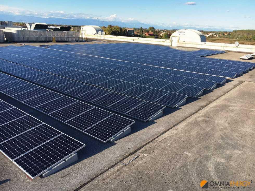 Omnia Energy 3 - San Giorgio dela Richinvelda (PN)
