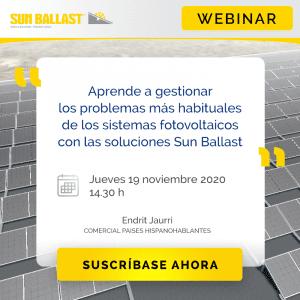Aprende a gestionar los problemas más habituales de los sistemas fotovoltaicos