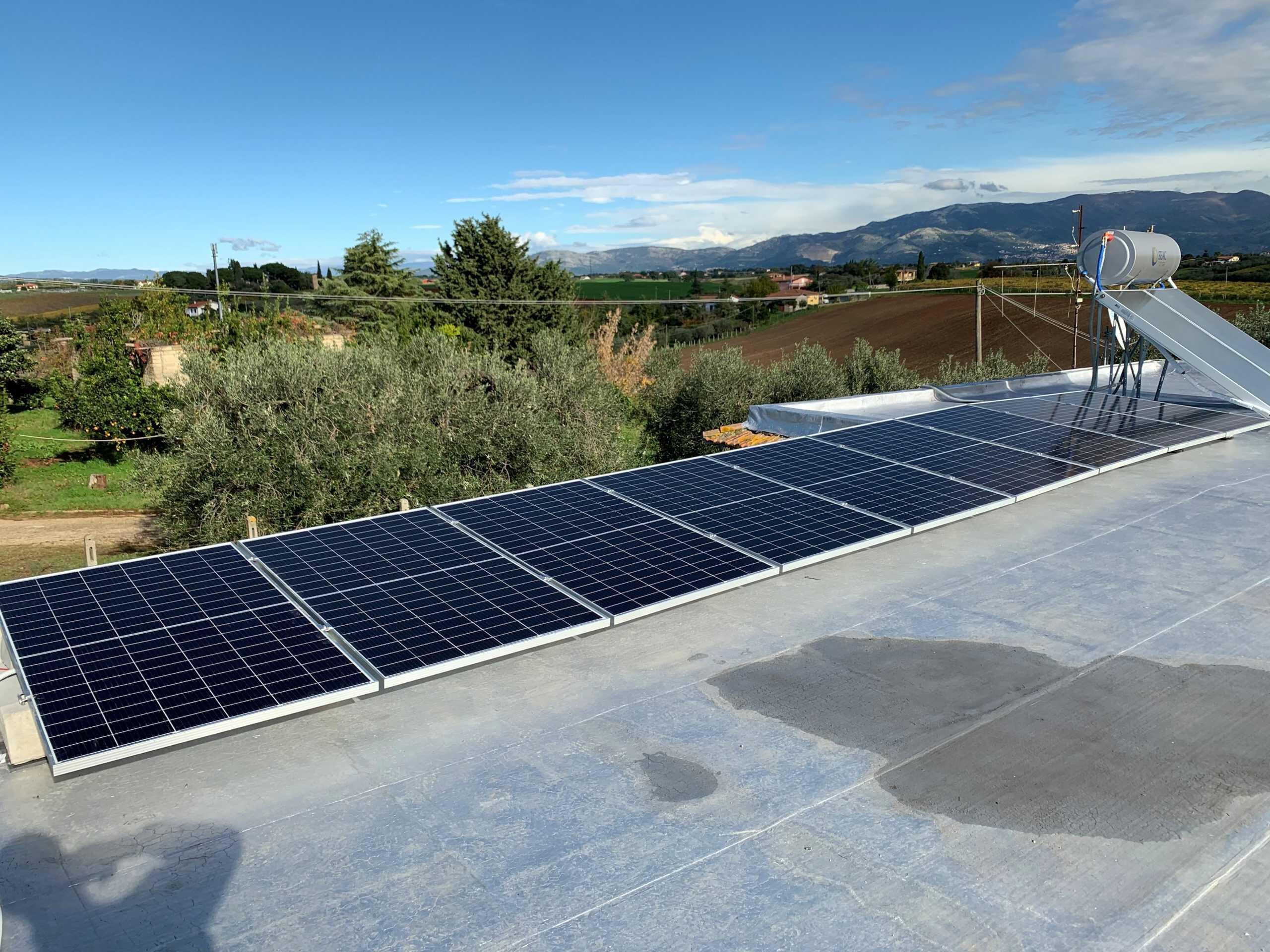 Bio Solare 3 Srl - Velletri (RM) - Italy