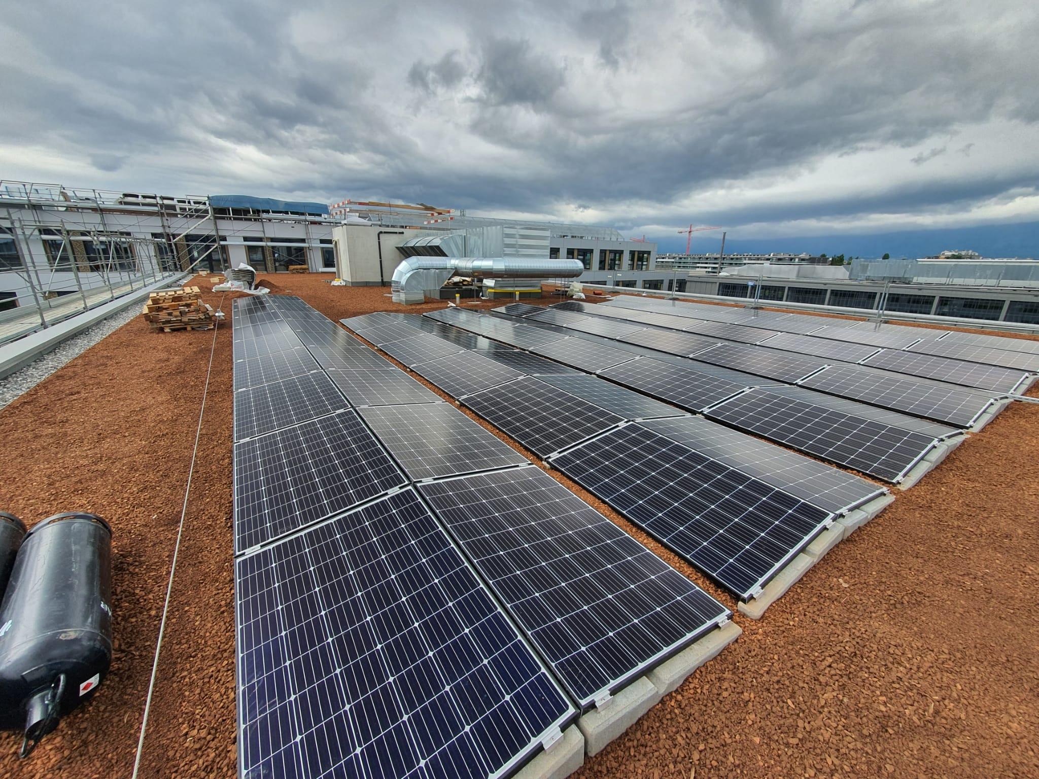 GTS Solar SA - Ginevra - Svizzera
