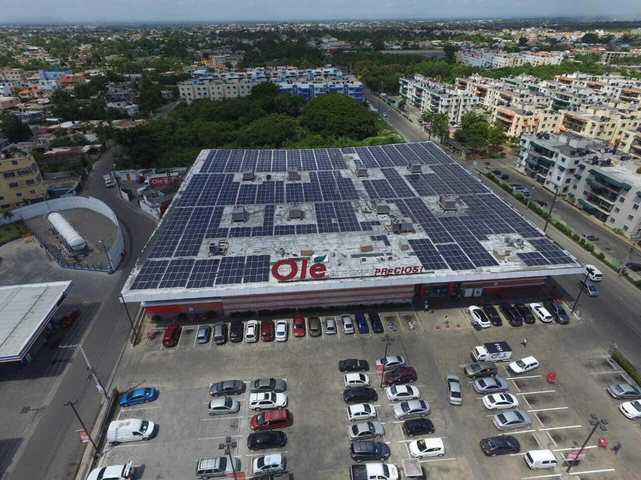 Solar Works  - Saint-Domingue
