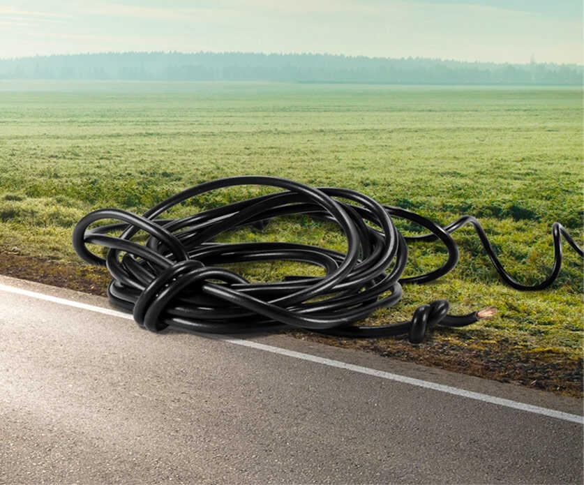 <b>È ora di dare soluzioni alla piaga l'abbandono dei cavi</b>