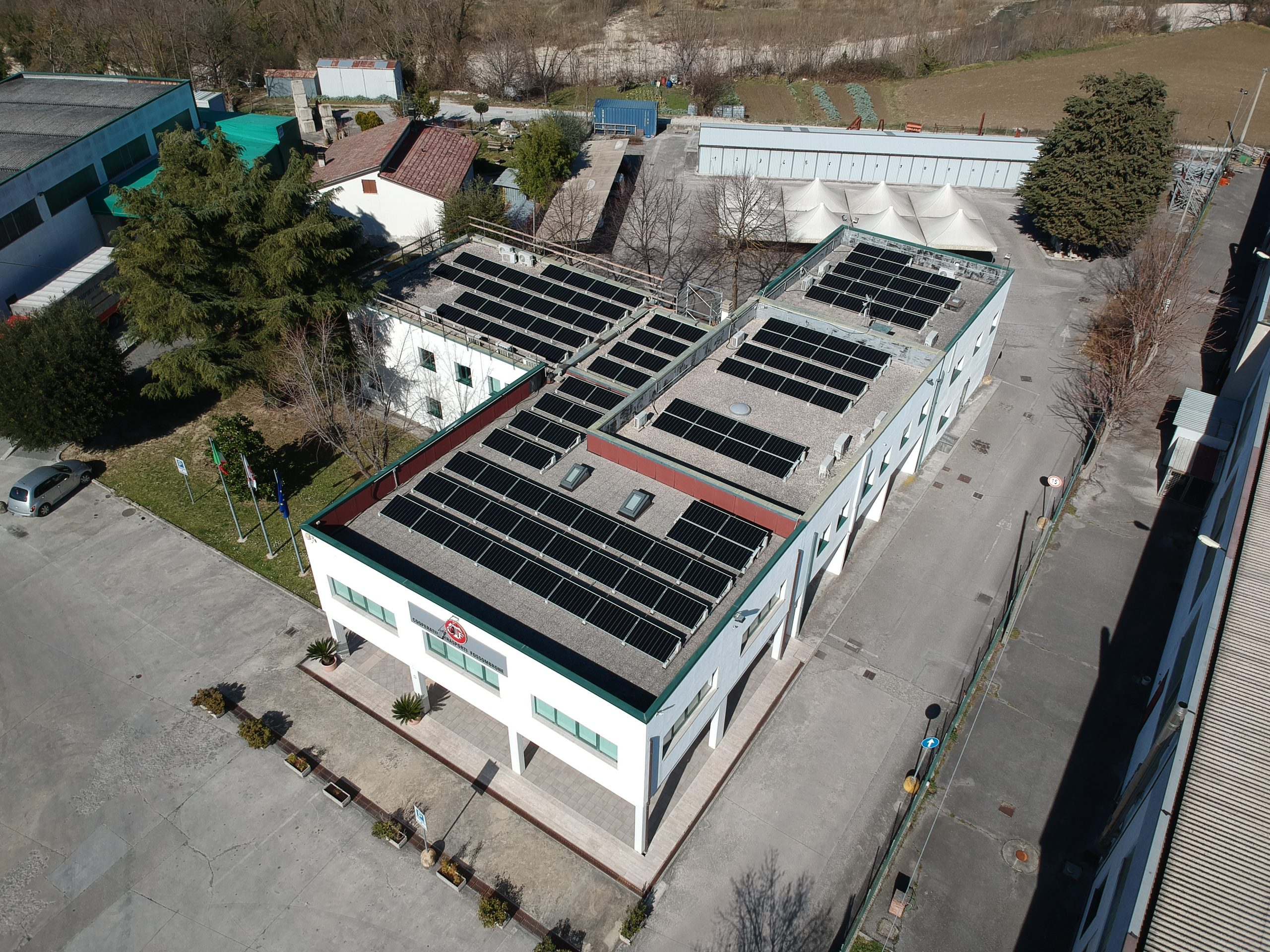 BM Impianti - Fossombrone - Italie