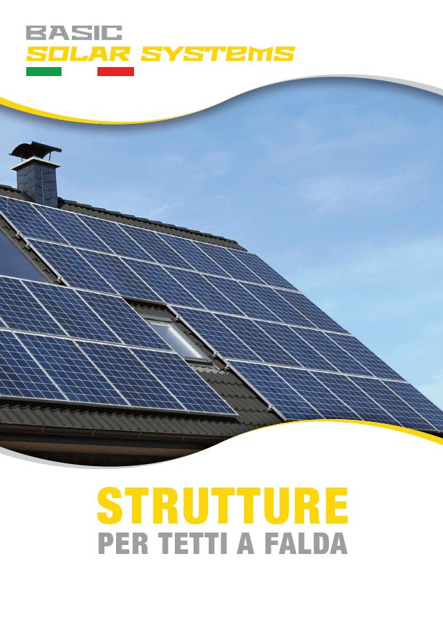 Brochure Strutture a Falda - Basic Solar Systems