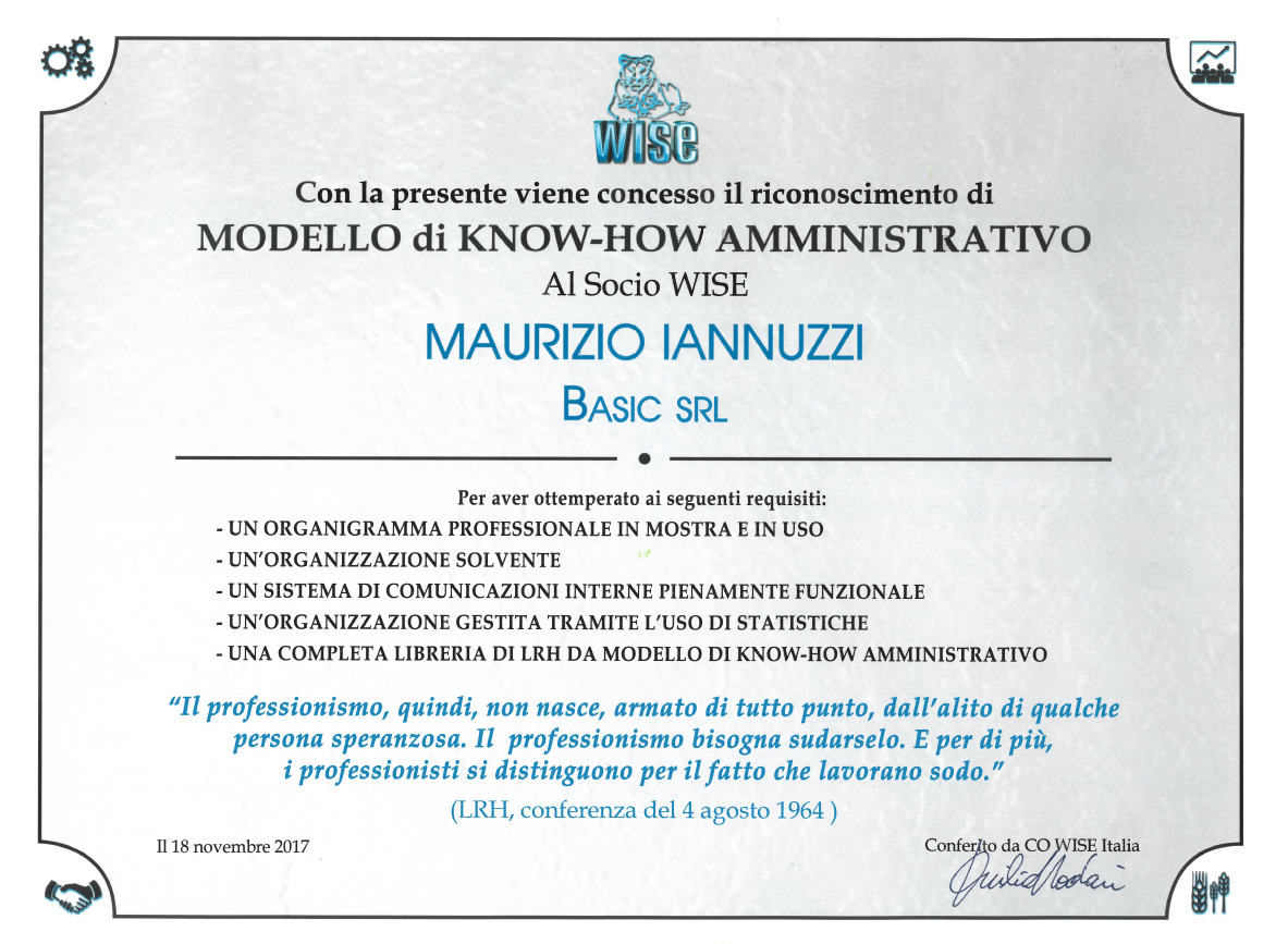 Certificado MAKH