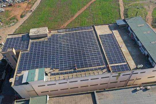 Solar Power - Casablanca - Marocco