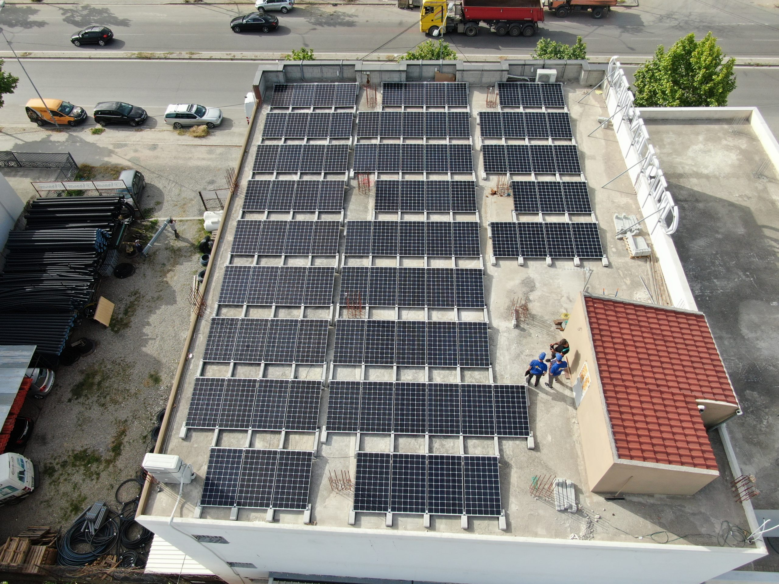 Vega Solar - Albania