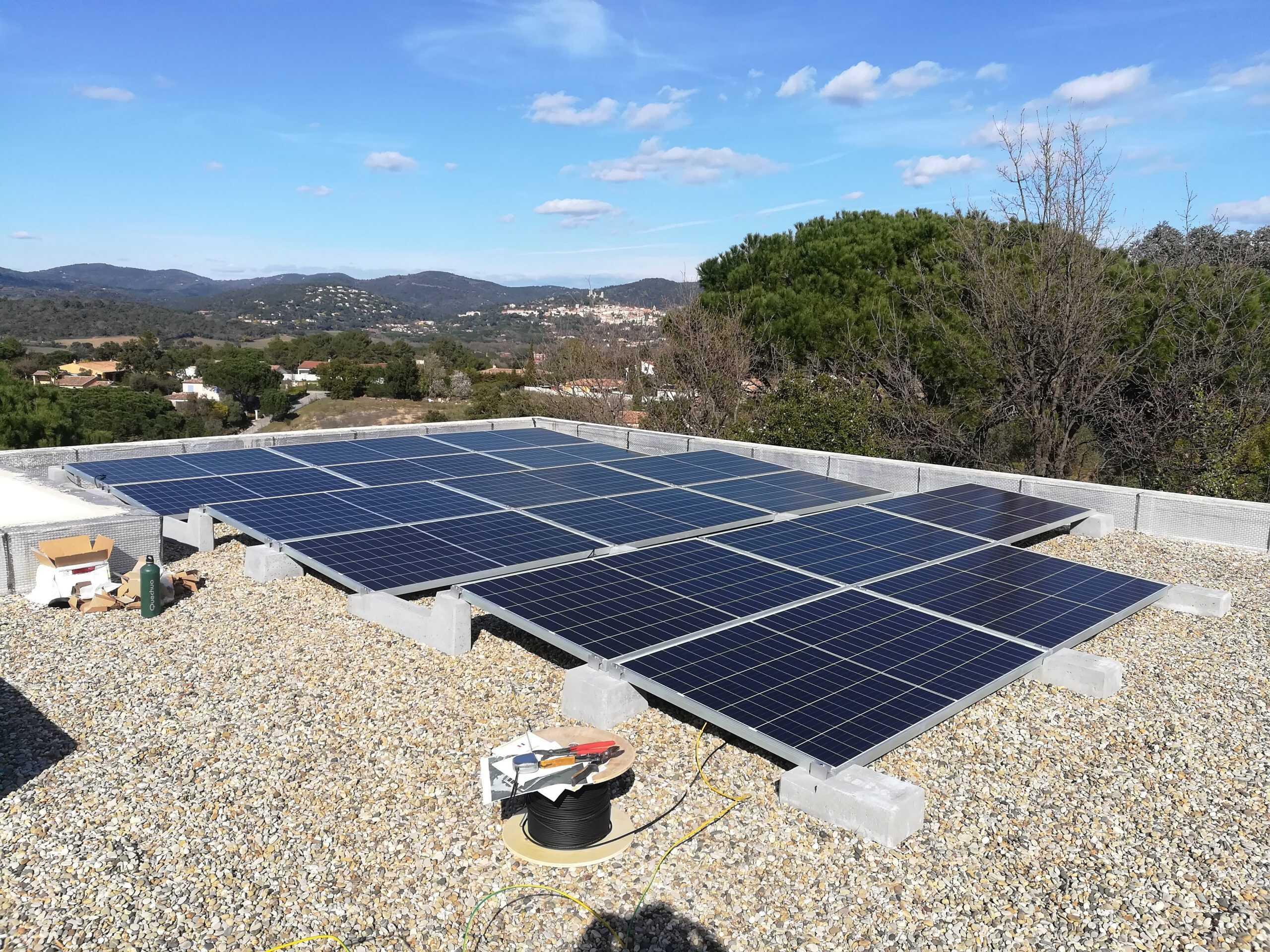 Axun Solar  - Francia