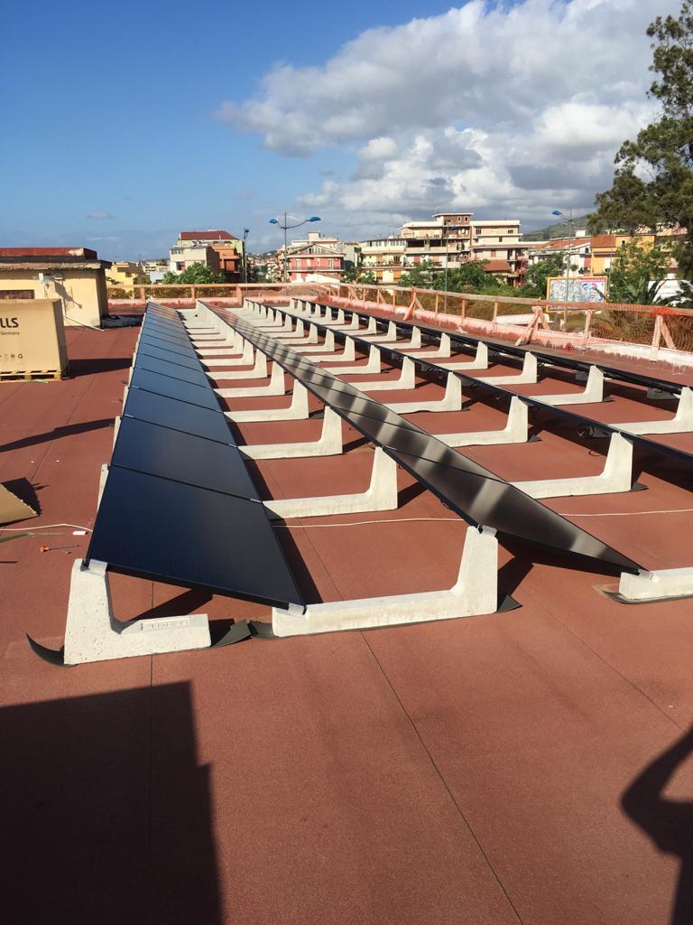 Sun Energy - Barcellona Pozzo di Gotto - Italie
