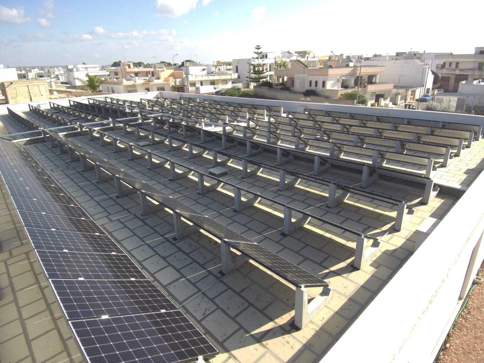 Oprar Renewable -  Melissano - Italie