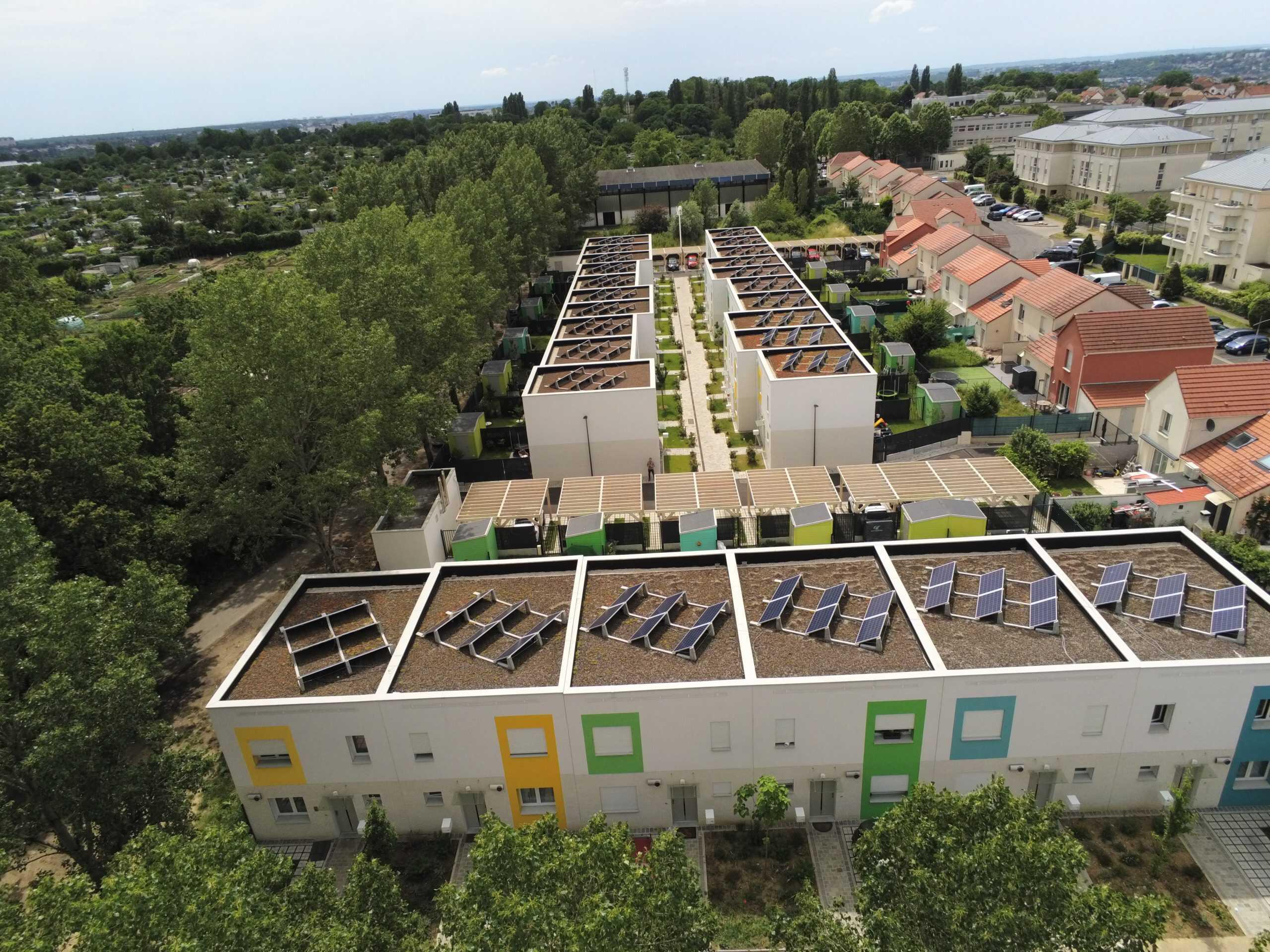 EcoLoCost Construction -  Villeneuve-Saint-Georges - France