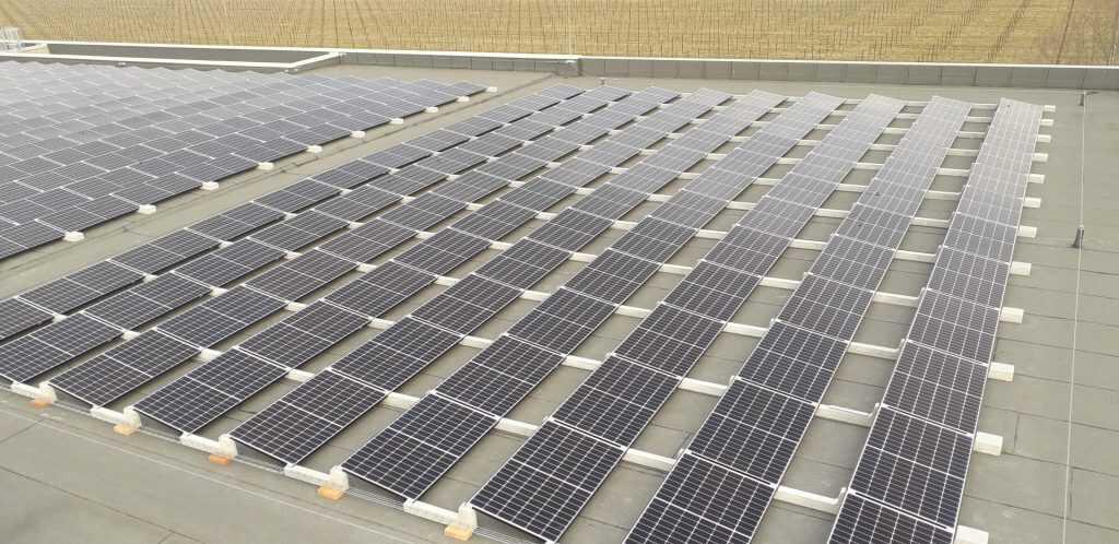 <b>Resistencia al viento de las plantas fotovoltaicas</b>