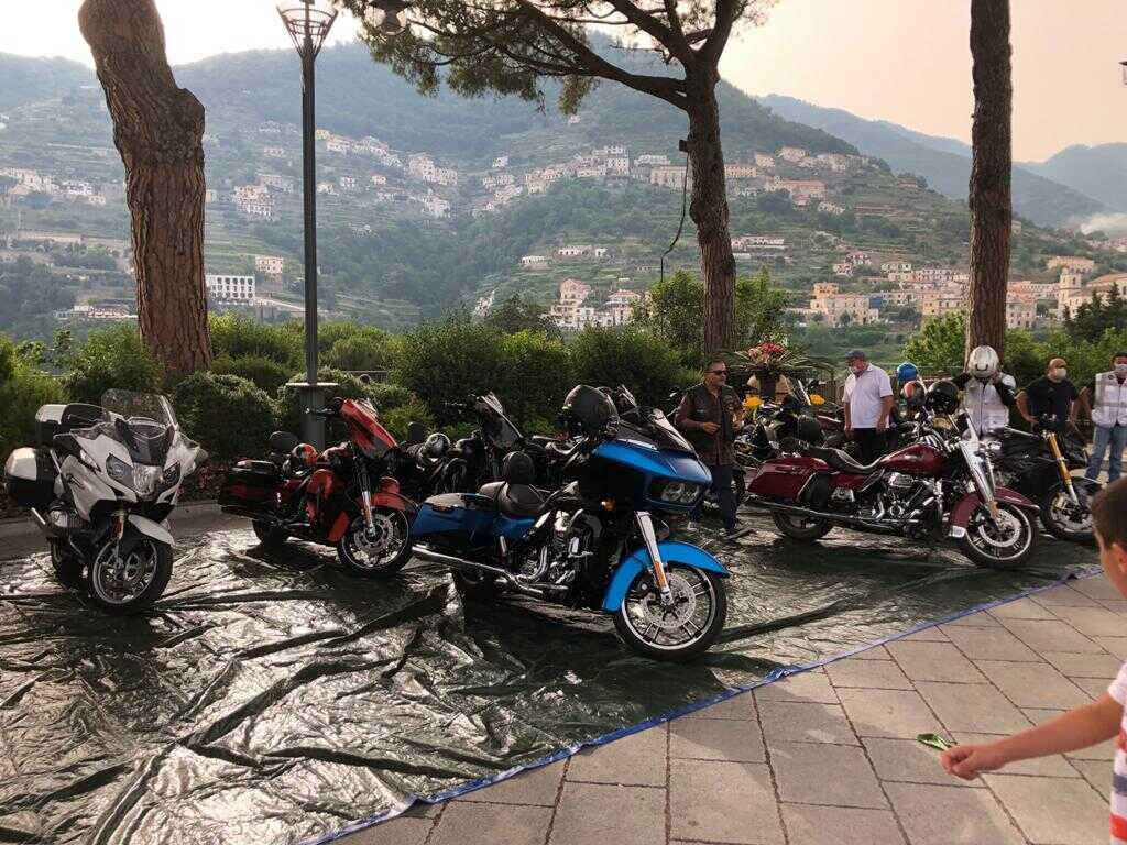 <b>Il Moto Club Revolution unisce l'Italia contro la droga</b>