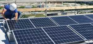 <b> Un bon entretien d'une installation photovoltaïque </b>