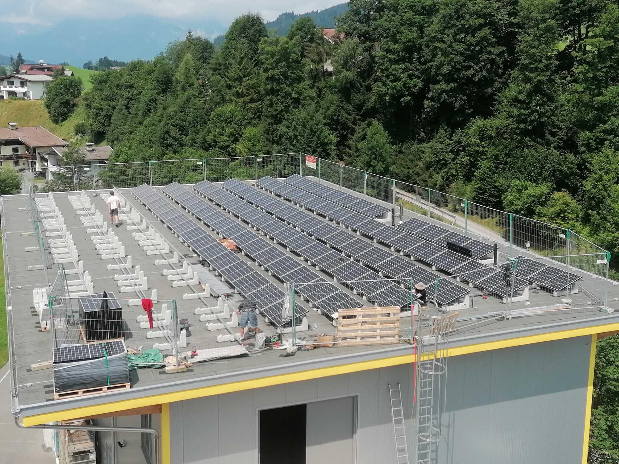 Energie Autonom - Fieberbrunn - Austria