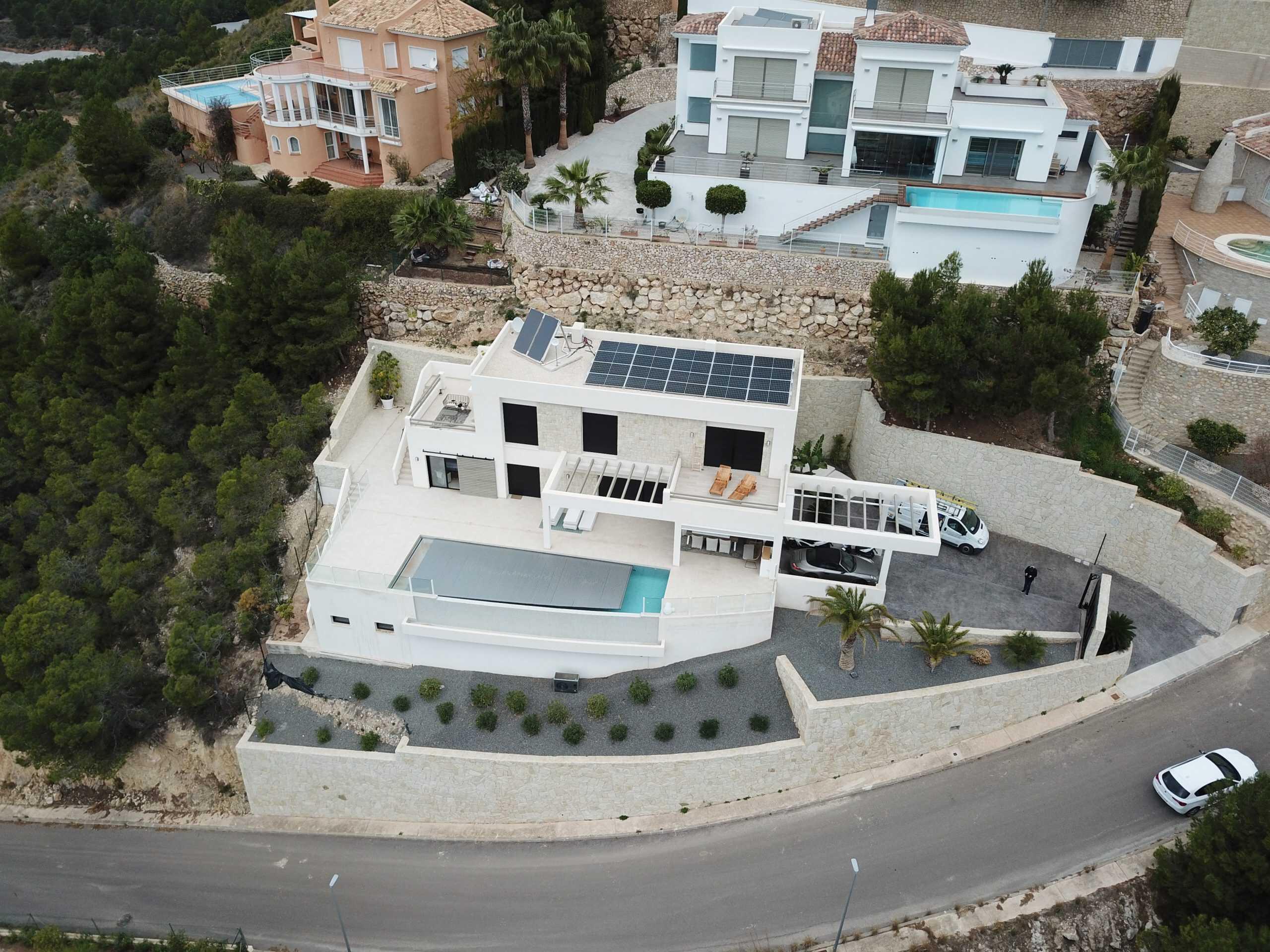 Solar Power Systems - Alicante - Spagna