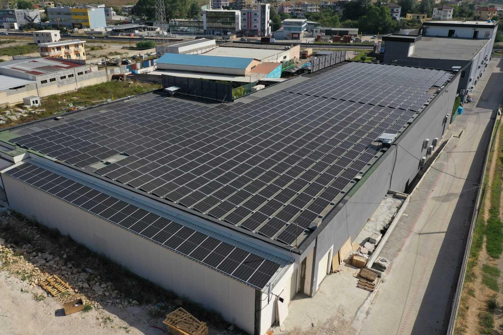 Vega Solar - Tirana, Albania