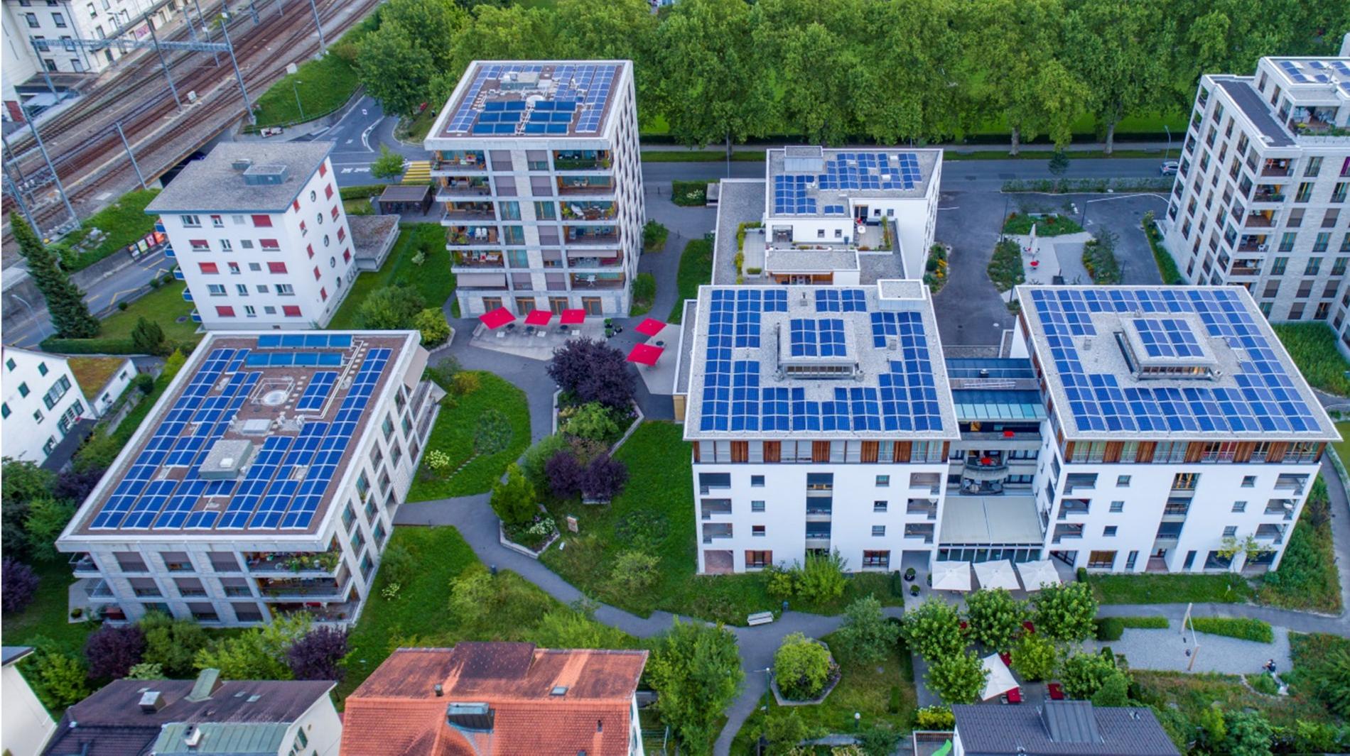 Hassler Energia Alternativa AG - Rigahaus Chur,  Switzerland